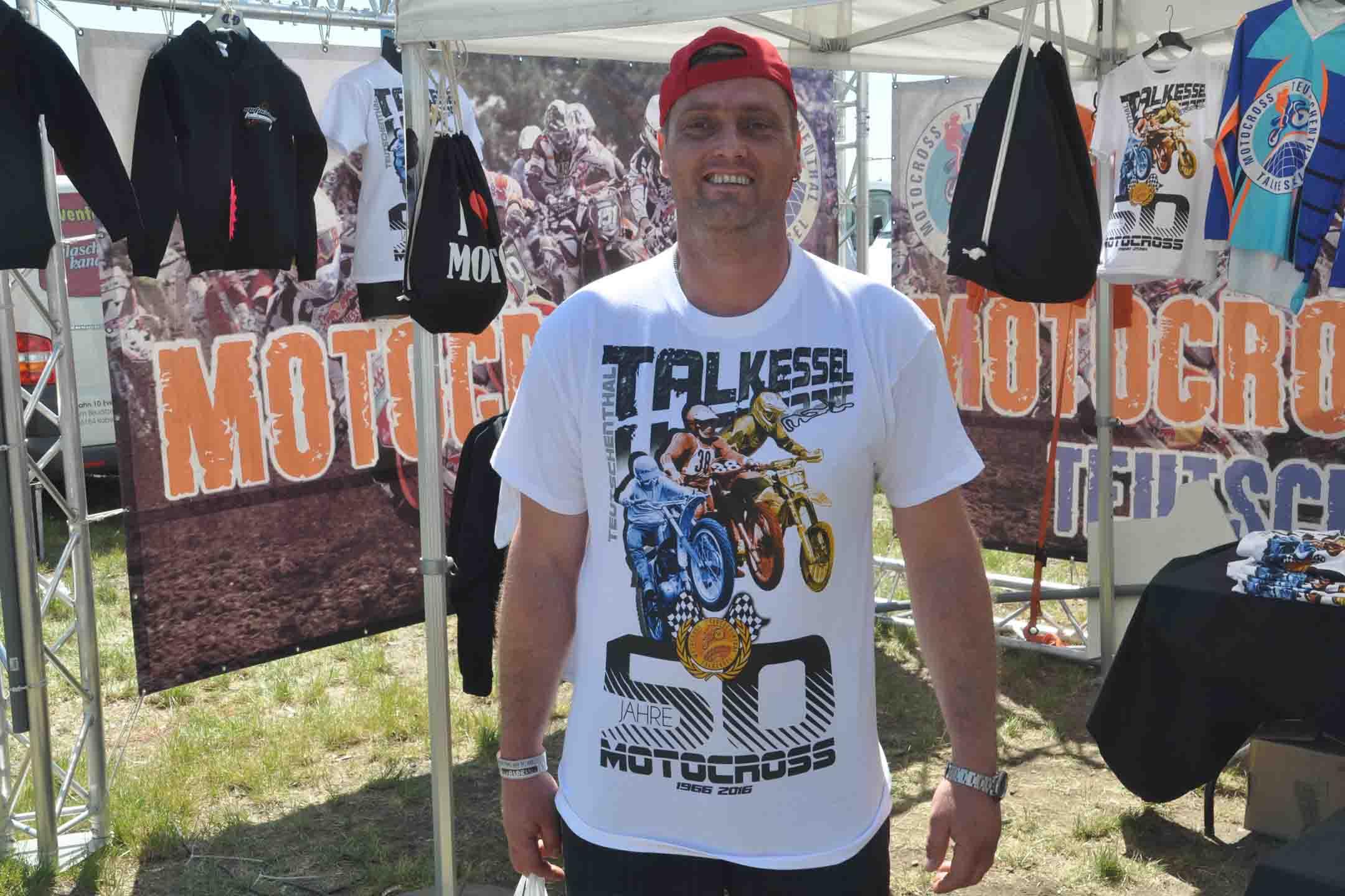 MXGP 2016 Teutschenthal Talkessel T-Shirt