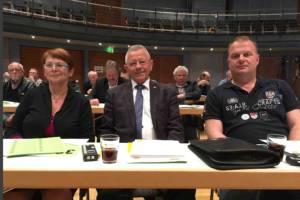 MSC-Vertreter bei ADAC-Jahresversammlung in Celle