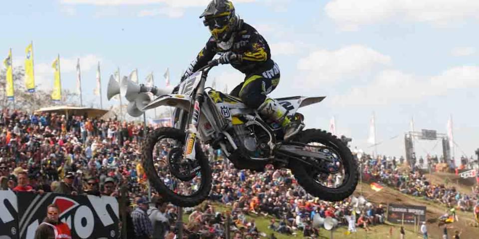 Max Nagl freut sich auf den Grand Prix of Germany