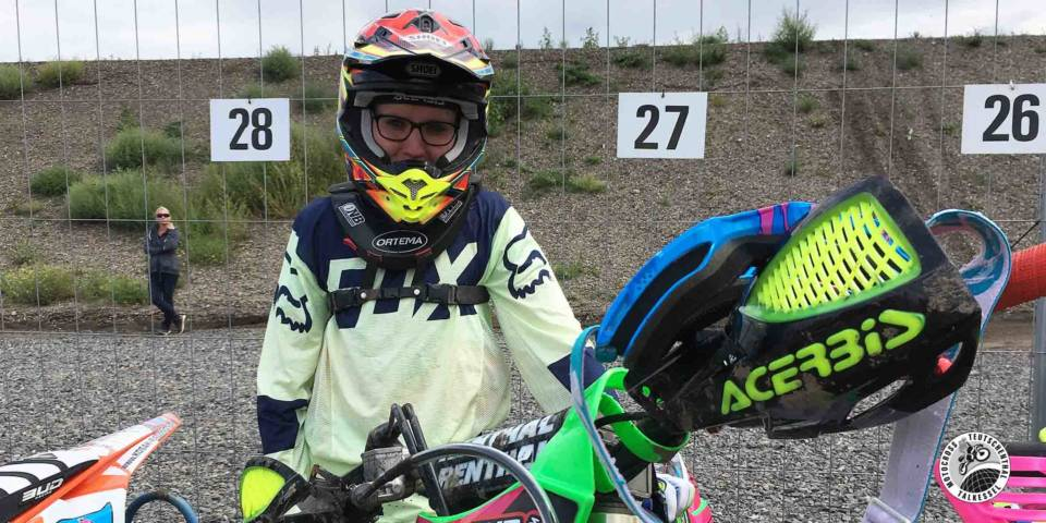 Beatrice Munkelt 2017 Finale DMV MX Ladies Cup