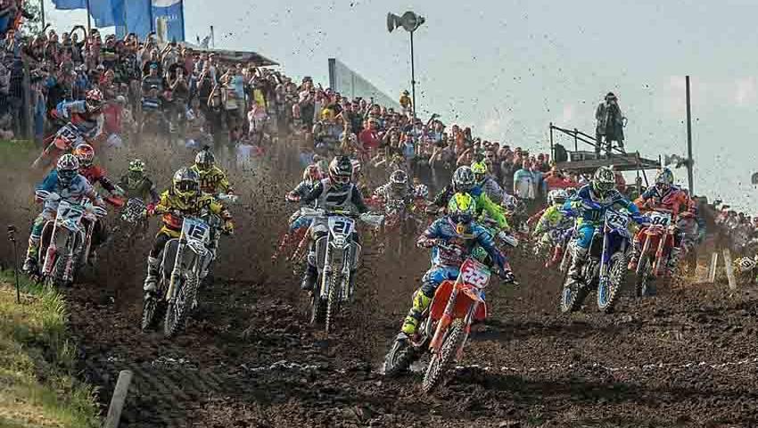 der deutsche MXGP 2018 findet am Pfingstwochenende in Teutschenthal statt.