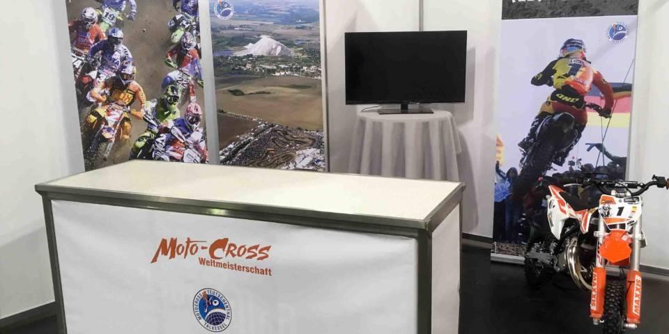MSC auf Motorradmesse Magdeburg 2018