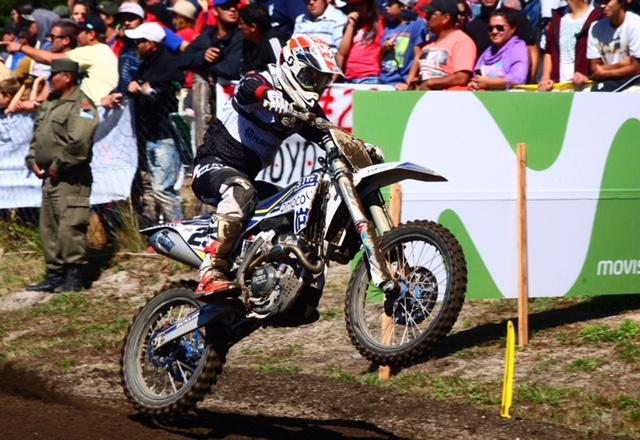 Henry Jacobi beim MXGP in Argentinien
