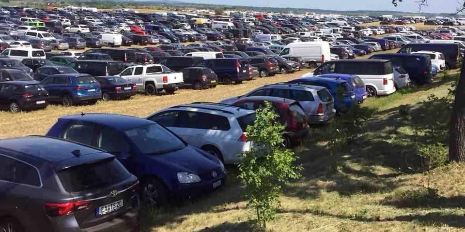 Parking 2018