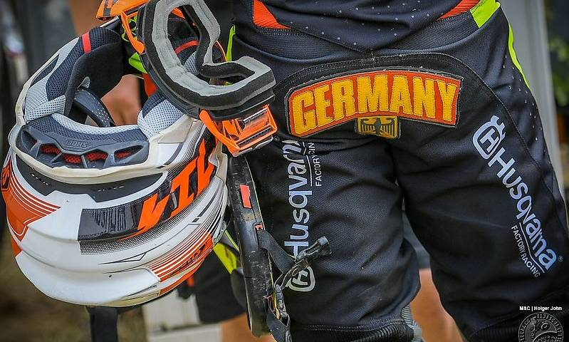 MXGP of germany Talkessel Teutschenthal 2018