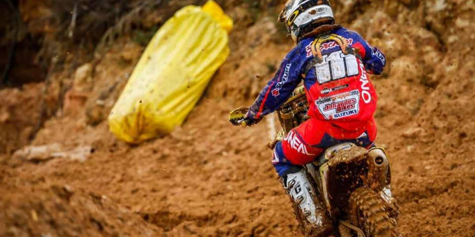 Anne Borchers 2018 beim WMX MXGP in Portugal