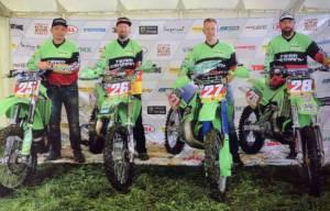 Team Deutschland 2017 beim VMXdN
