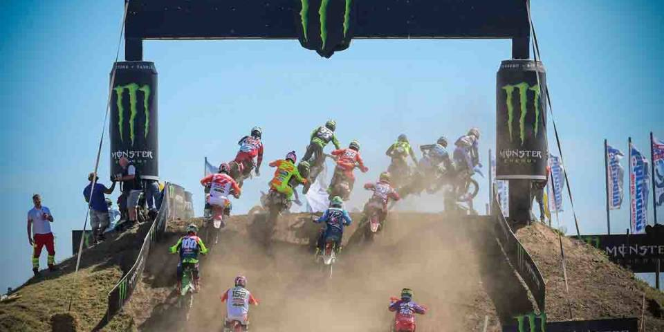 Zum Rennprogramm 2019 im TALKESSEL gehört auch wieder die Motocross-WM.