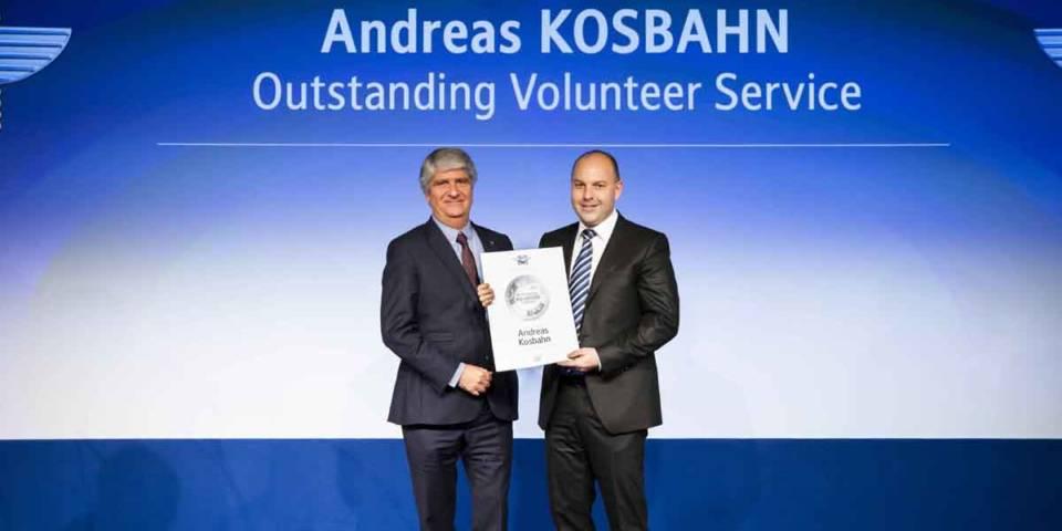 Andreas Kosbahn FIM-Kongress 2019