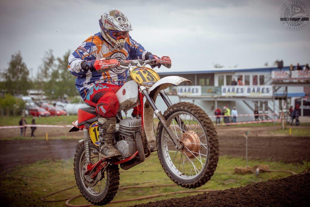 ALKESSEL-CLASSICS - 3. Motocross Classic - 11.05.2019 | Talkessel Teutschenthal - Foto: Holger John