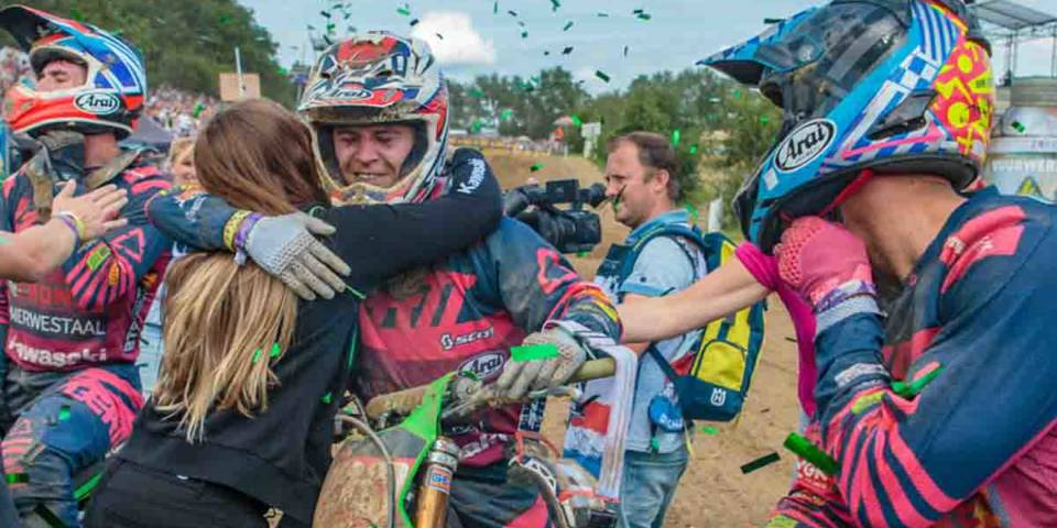Henry Jacobi gewinnt die Dutch Masters of Motocross 2019