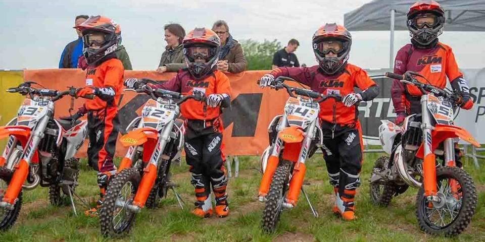 Ab sofort sind Anmeldungen bei der ADAC MX Academy 2020 möglich - MSC - Talkessel Teutschenthal ADAC MX Motocross Academy Teutschenthal // 27.04.2019 // Foto: Holger John