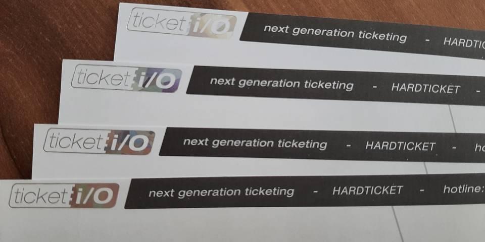 Ticket VVK LM